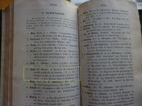 5_Jahresbericht_zu_1863_1867_Seite_XXVIII_Schriften_von_Appia